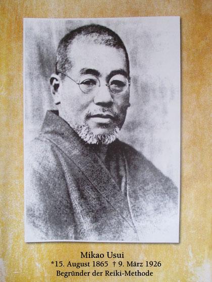 Quelle: Foto Reiki-Magazin Sonderheft 2015 zum 150. Geburtstag von Mikao Usui