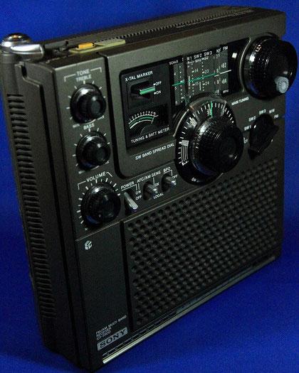 SONY スカイセンサーICF-5900後期型