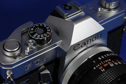 Canon FTb (Canon FD50mm F1.4 S.S.C. 付き)