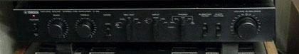 YAMAHA C-2a Control Amplifier