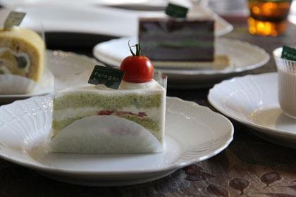 中目黒の野菜スイーツポタジエさんの試食会