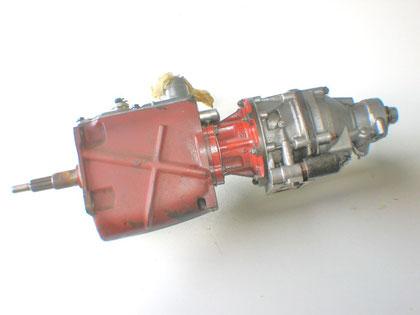M 41 Getriebe mit Laycook de Normanville Overdrive Typ J