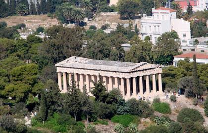 Tempel des Hephästus
