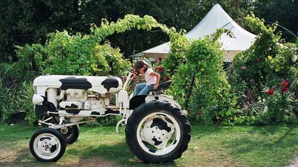 Travailler l'agriculture bio ? © C. Coulais