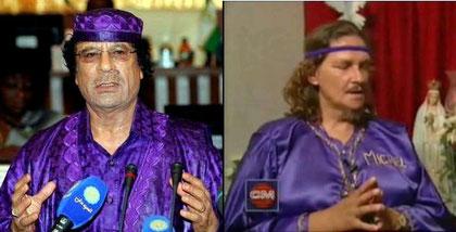 """""""De Libia vendrán trese milloneh de naveh..."""" ¿Acojona o no acojona?"""