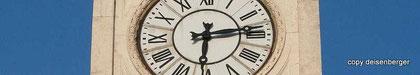 Die Zeit wird knapp...