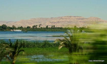 Der Nil - die Lebensader