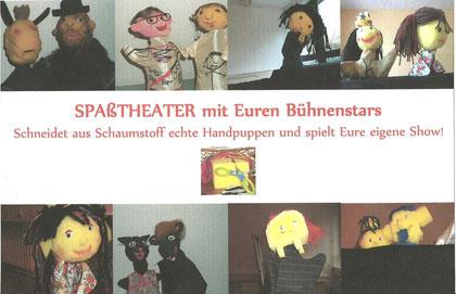 Catharina Lentes Märchen und Puppentheater