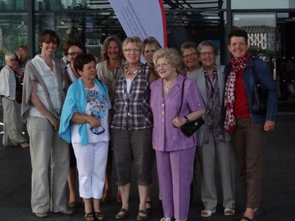 Jubiläums-Delegation der FG Nottwil