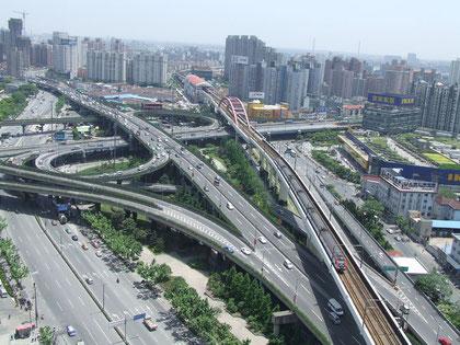 Ciudades virtuales: Shanghai