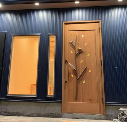 店舗用玄関ドア 店舗ドア