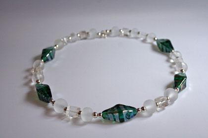 """Smaragd"", Länge 52 cm (89,00€)"