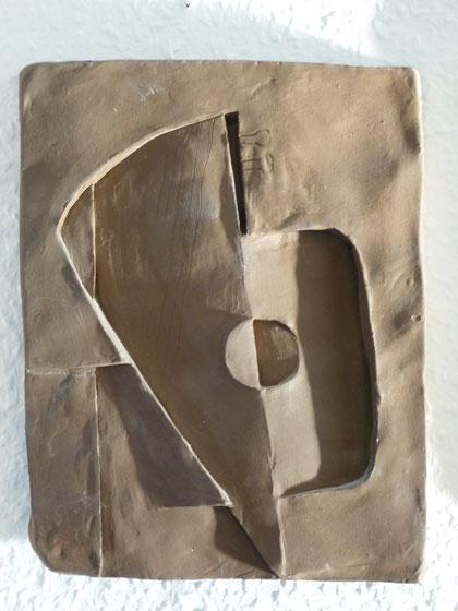 Ton, 31 x 25 cm. 1984.