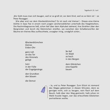 aus: 'Epiphanien - Poetische Erkundungen des Lichtes'