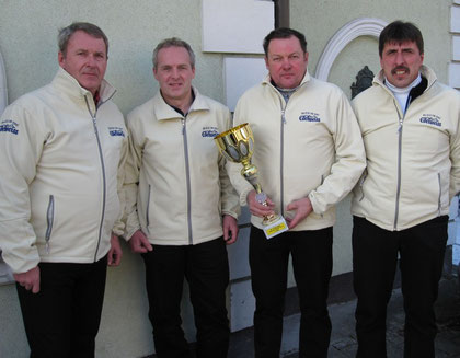 Sieger der Gruppe A - SV Seiwald Kaltenhausen