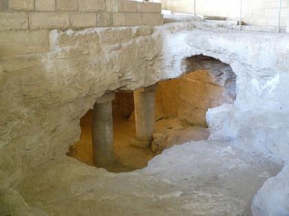 Casa-cueva de Nazaret