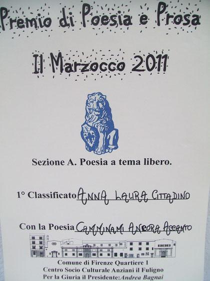 Firenze, 7 Maggio 2011