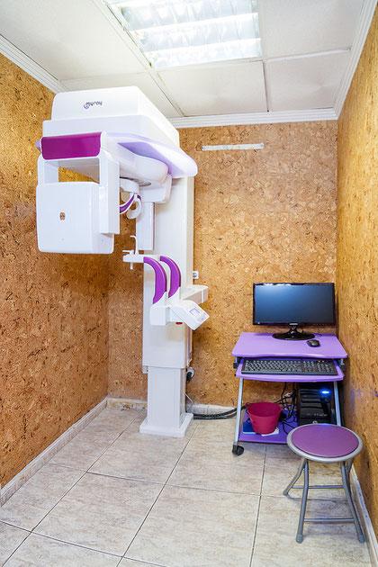 ortopantomografo digital
