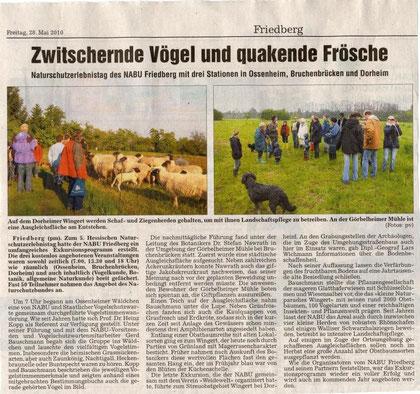 Naturschutz-Erlebnistag 2010