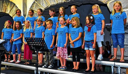 Kinderchor - Coole Kids - 2012