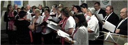 Chorgemeinschaft Nassach-Birnfeld 2011