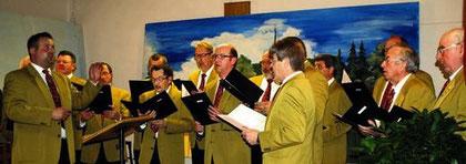 zu Gast beim MGV Concordia Altershausen/Sechsthal - 2012