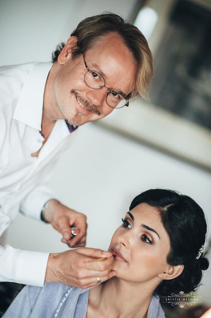 Brautfrisuren Brautstyling  Make-up  Wedding