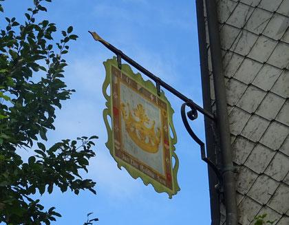 """das Bad- und Wirtshaus zur """"Goldenen Krone"""""""