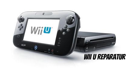 Wii U Reparatur Stuttgart, Wii U Display, Laser, Laufwerk