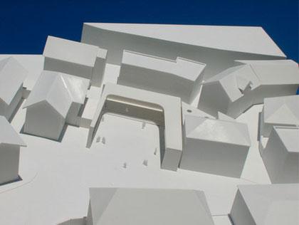 Konzept Umbau 2009 - (c) parc architekten