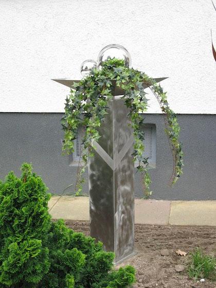 deco-art-külbs,edelrost u. edelstahl deko,gartendeko. - edelrost, Garten und Bauen