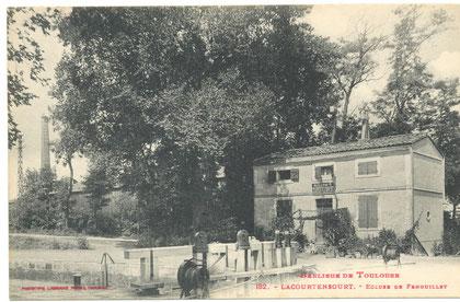 Ecluse de Fenouillet N°3 (Fenouillet).