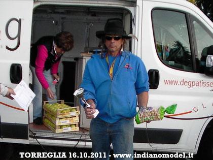 FINALE B: 1) Dario INDIANO