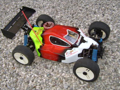 CRONO RS07 per Stefano Tuon