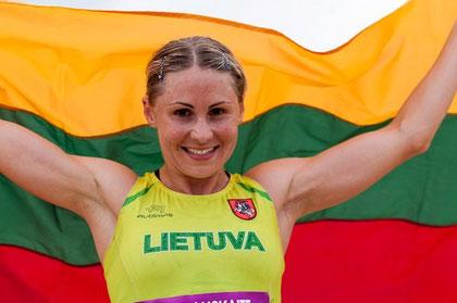 2012 London: Laura Asadauskaite (LTU) Olympic Champion