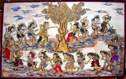 Traditionelles handwerk und balinesische k nstler bali for Traditionelles haus bali