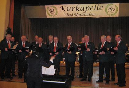 im Kursaal Bad Karlshafen