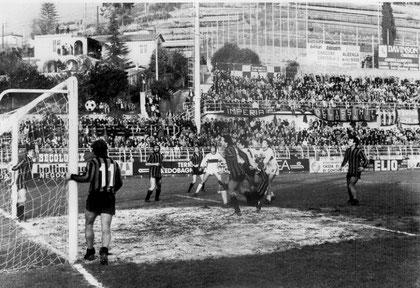 47': Gol vittoria di Rolfo