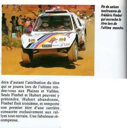 1991 - Auto Hebdo