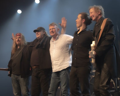 Germany#s Premier CCR Tribute Band 2018