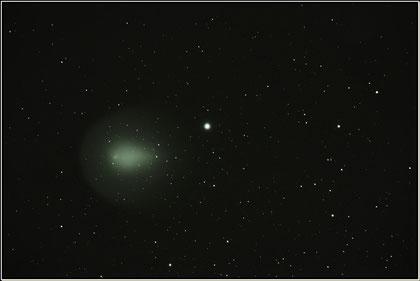 La comète Holmes observable à l'œil nu en 2007