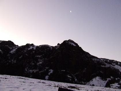 anocheciendo en La Picada fot. a.núñez
