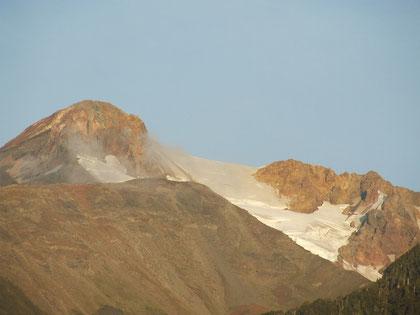 volcán Yate 2111 m.s.n.m. fot. a.núñez