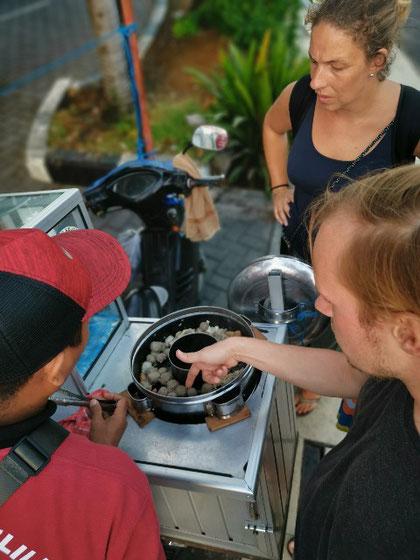 Streetfood Bali
