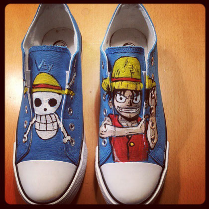 Kajetan´s One Piece Shoes!