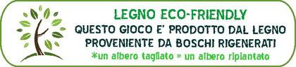 Legno Eco Friendly