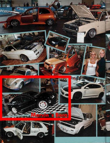 Quelle: VW Scene International * Ausgabe 11/10 * Seite 92