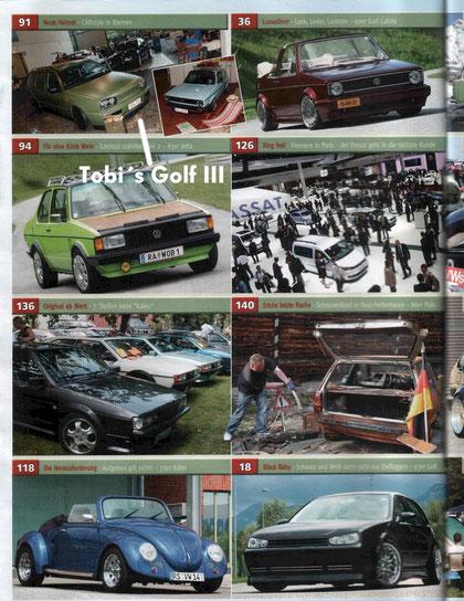 Quelle: VW Scene International * Ausgabe 11/10 * Seite 4