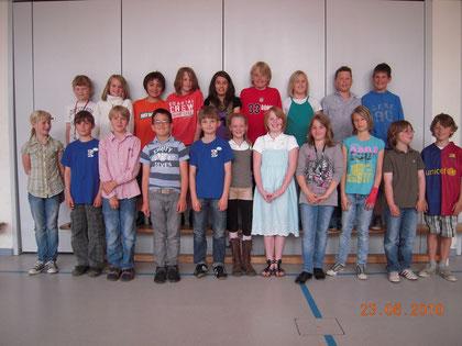 Klasse 4a (Frau Guttmann)
