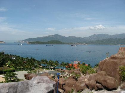 Núi và biển Nha Trang